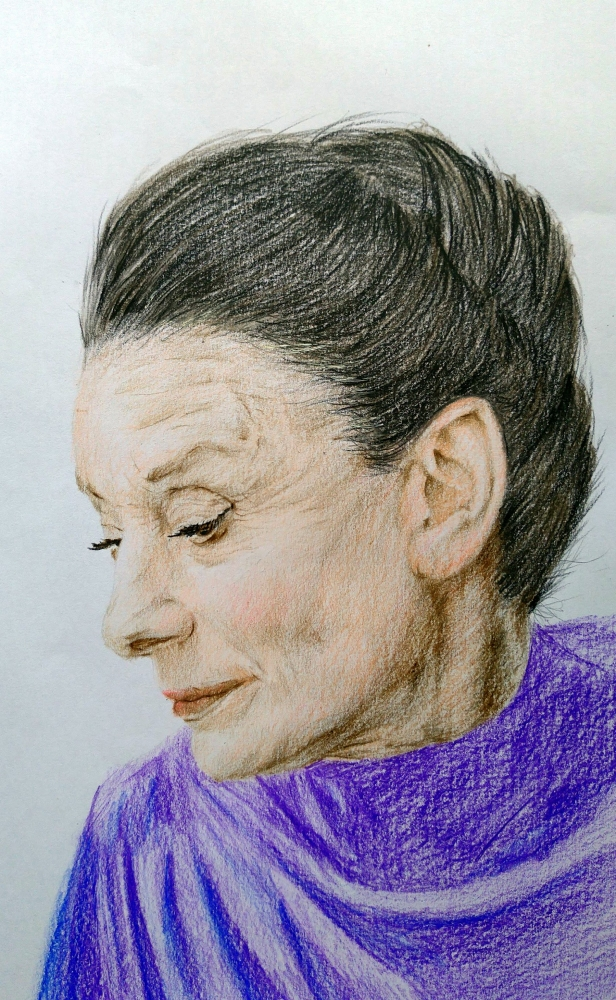 Audrey Hepburn par linshyhchyang